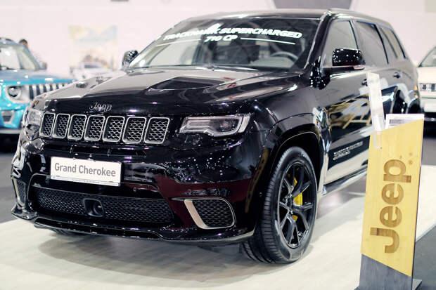 Владелец Jeep заявил о готовности отказаться от названия Cherokee
