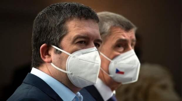 Вице-премьер Чехии ответил на обвинения в шантаже России взрывами
