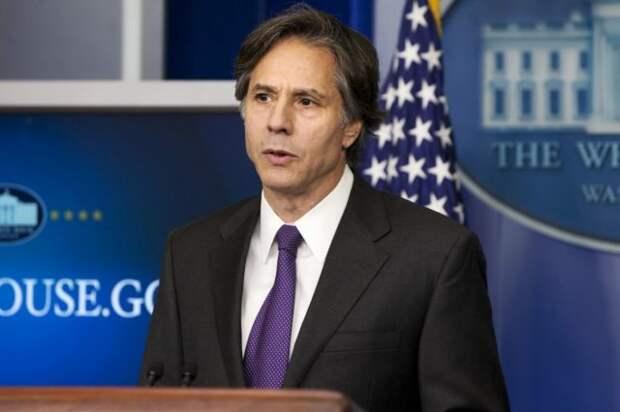"""Блинкен в разговоре с Маасом заявил, что США выступают против """"Северного потока - 2"""""""