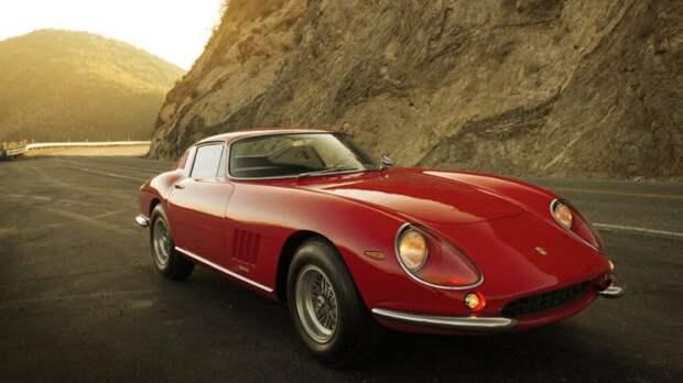 Ferrari 275 GTB/4 1967 коллекционер, коллекция, спорткар, суперкар
