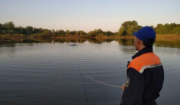 В Уфе утонул мужчина, пытаясь переплыть реку наперегонки