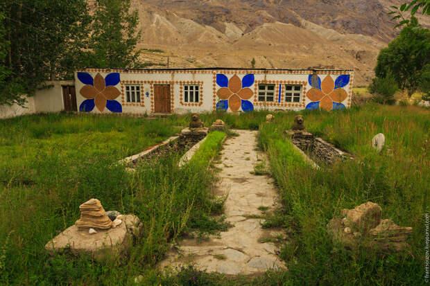 Как устроен Памирский дом