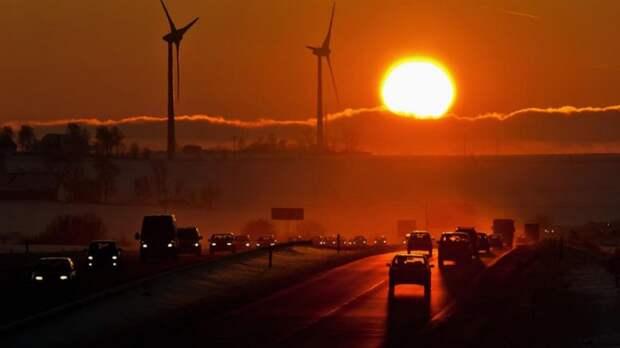Немцев лишат свободы и сосисок ради спасения климата