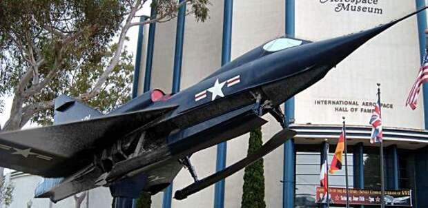 Sea Dart в аэрокосмическом музее, Сан-Диего. Фото ru.wikipedia.org