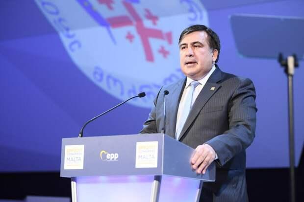 Саакашвили рассказал о пользе «Северного потока — 2» для Украины