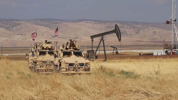 Россия перекрыла сирийский нефтяной кран Америке и Турции.