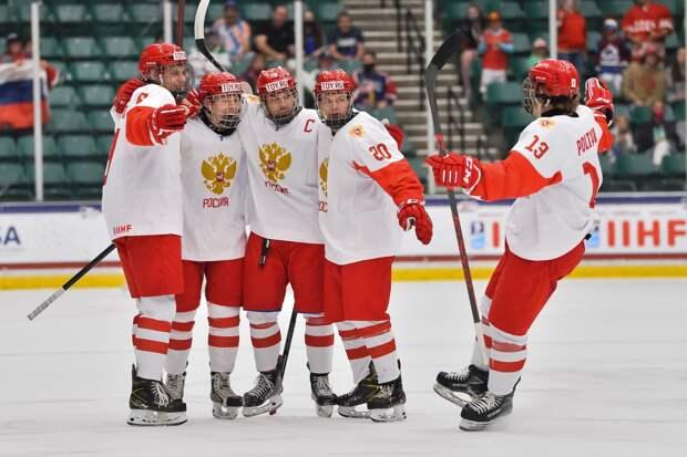 Финал ЮЧМ Россия - Канада: С чем подошли команды к решающему матчу