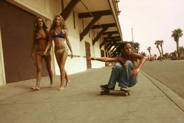 Калифорния в 70‑е — золотой век скейтерской культуры