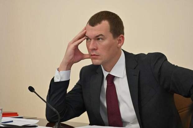 Дегтярев поручил разобраться с угольным терминалом на месте отдыха жителей