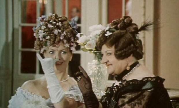 Актрисы, сыгравшие старушек-веселушек в сказке «Финист - Ясный сокол»