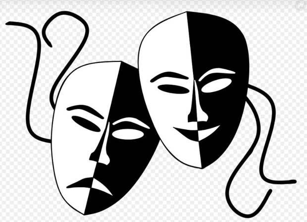 Артисты из Северного представили в интернете веселую «Театральную фантазию»