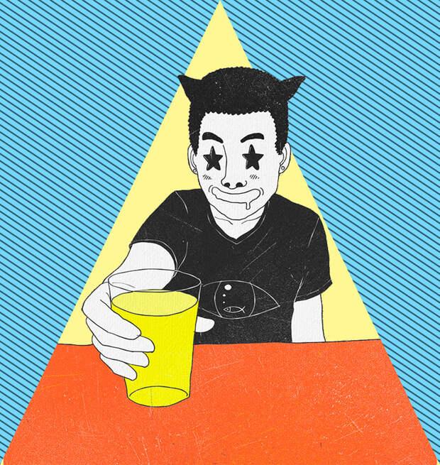 C какого возраста в российских семьях детям разрешают пить алкоголь