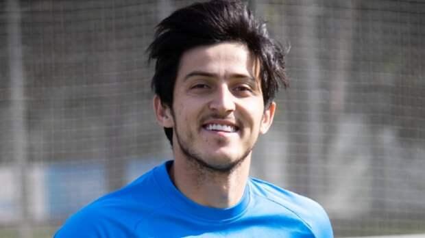 Иранский футболист оценил жизнь в России