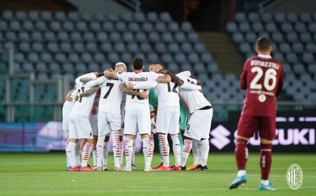 «Милан» уничтожил «Торино», «Ювентус» без проблем обыграл «Сассуоло»