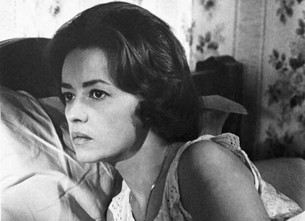 Жанна Моро в фильме *Поезд*, 1964 | Фото: kino-teatr.ru