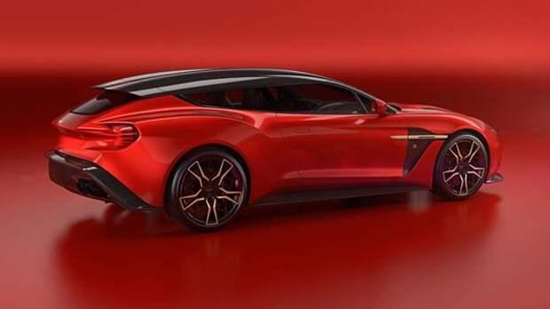 Новый, божественно красивый «сарай» Aston Martin и другие проекты Zagato