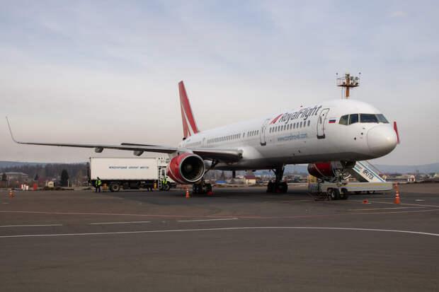 Компания Русала выкупила акции аэропорта Братска за 495 млн рублей