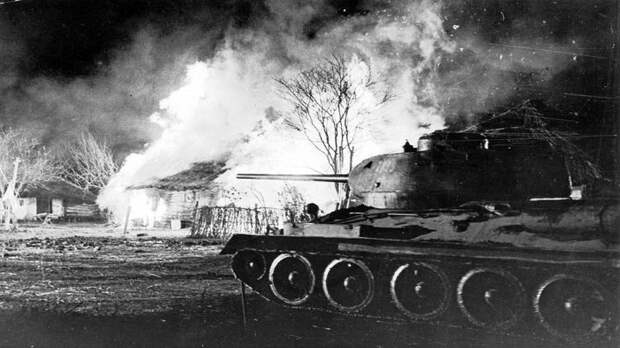 Павел Рак: 16 часов непрерывного боя одного Т-34