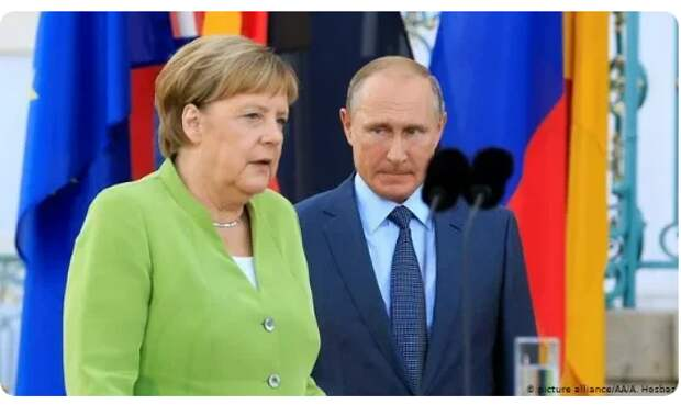 Германия хочет создать новый союз с Россией. Ответ от России поставил всех на место... Знать каждому!