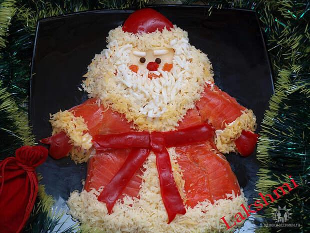 Новогоднее украшение блюд9 (640x480, 129Kb)