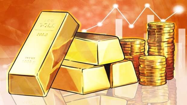 Золото отличается от криптовалюты