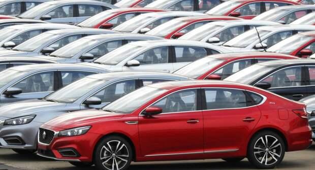 В России ожидается скачок цен на машины