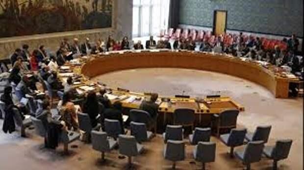 Совбез ООН проведет открытое заседение поизральско-палестинскому конфликту