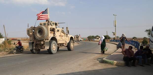Жители провинции Хасака в Сирии просят Россию ввести войска и разобраться с американцами