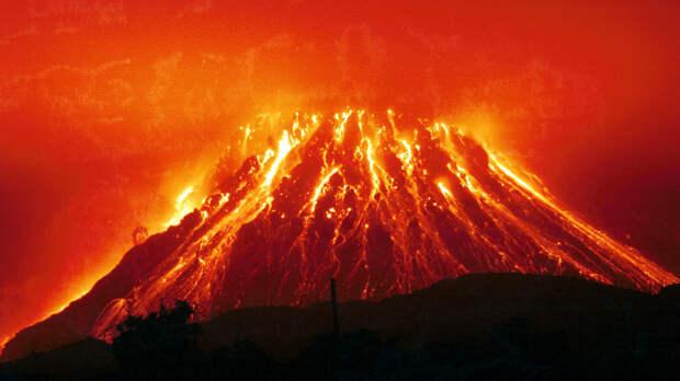 Названы последствия взрыва супервулкана для Земли