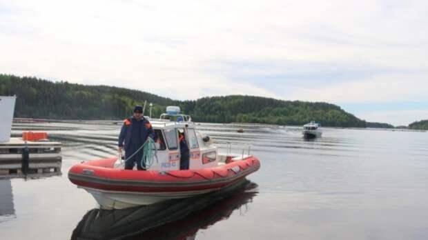 Тела трех утонувших девятиклассников выловили из озера в Петрозаводске
