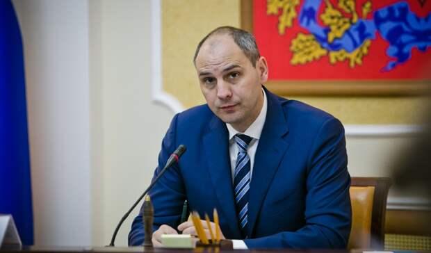 Доходы главы Оренбуржья Дениса Паслера упали почти в16 раз