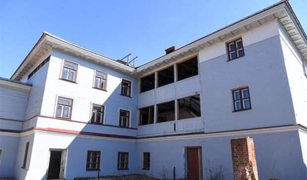 В Казани отреставрируют Дом Дротоевского. Туда переедет комитет по охране ОКН