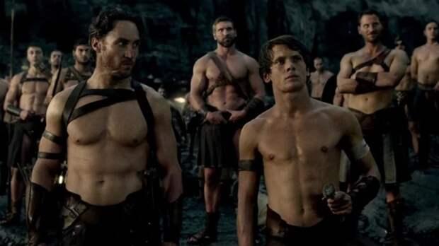 """Warner Bros. отказала Снайдеру в съемках третьей части """"300 спартанцев"""""""