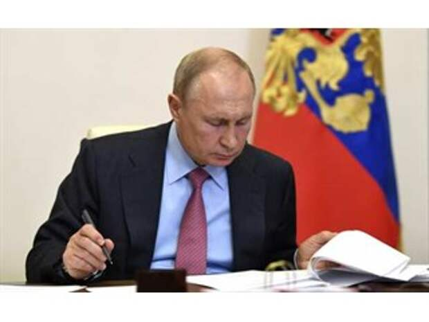 Путин согласился начать снятие санкций с Украины