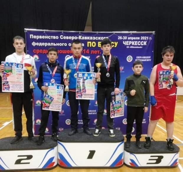 Спортсмены КБР прошли жесткий отбор на первенство России по боксу