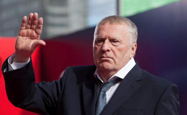 Жириновский признался в своей политической девственности