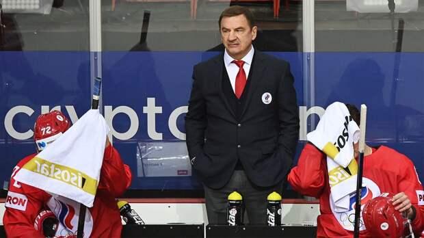Брагин — о победе над Швецией на ЧМ: «Очень хорошая и полезная игра перед плей-офф»