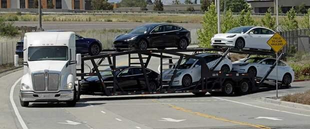 Спрос на Tesla бьет рекорды: компания уже распродала весь квартальный запас