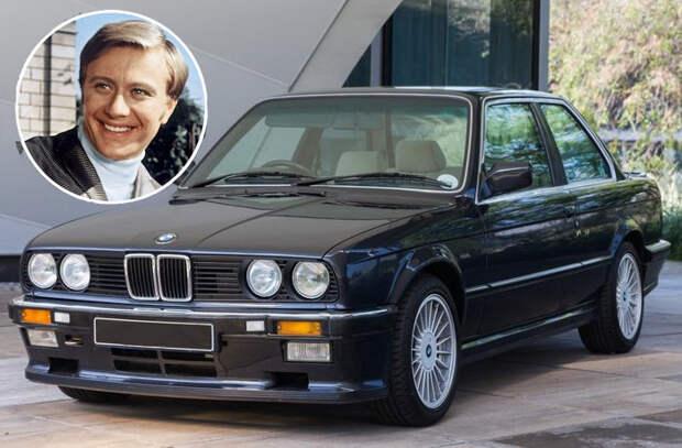 BMW для Андрея Миронова.