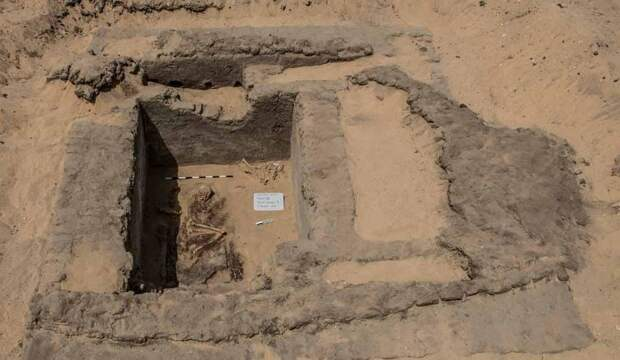 Археологи обнаружили в Египте древний город 5300 года до нашей эры