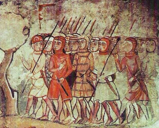 Рыцари и рыцарство трёх веков. Рыцари Испании: Арагон, Наварра и Каталония (часть 6)