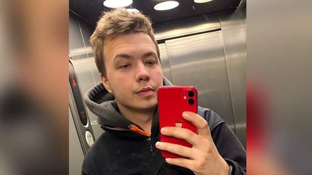 Протасевич рассказал, кто создал Telegram-канал Nexta