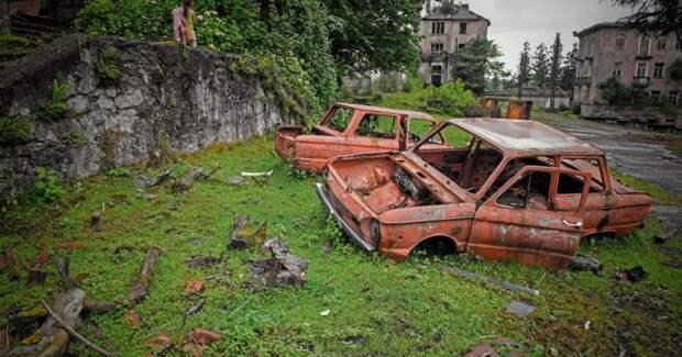 Акармара — поселок-призрак с трагической историей