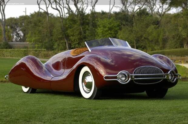 Norman Timbs Special авто, автодизайн, концепт