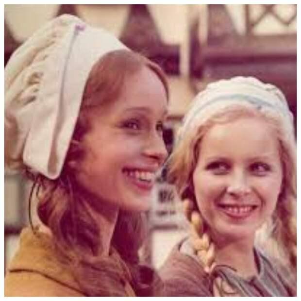 Беляночка и Розочка, как сложилась судьба прелестных девушек из доброй сказки детства