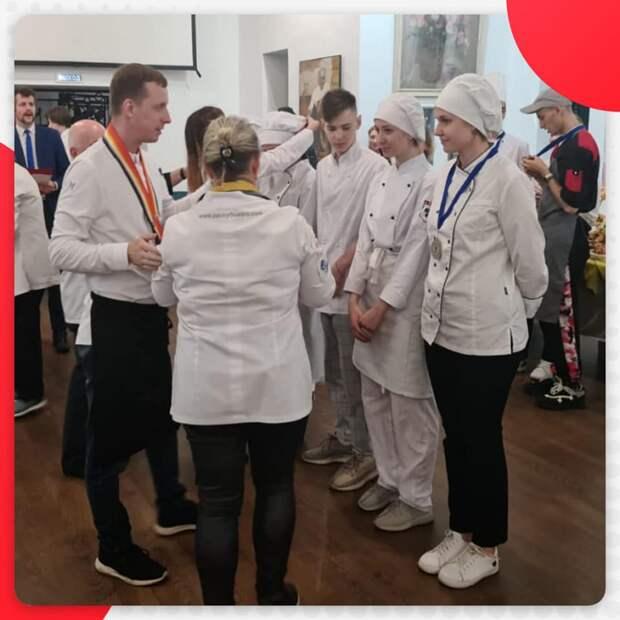 Студенты колледжа на Дмитровке стали победителями регионального конкурса