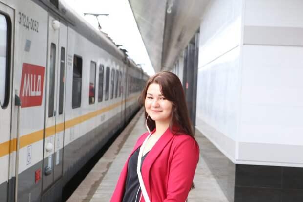 С 28 июня интервалы движения поездов до «Трикотажной» будут увеличены