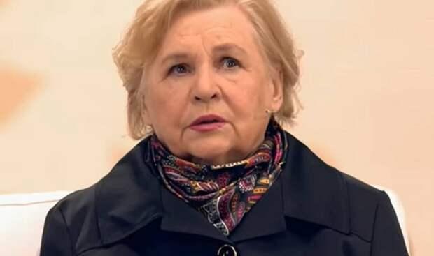 Актриса Нина Гуляева отмечает 90-летие