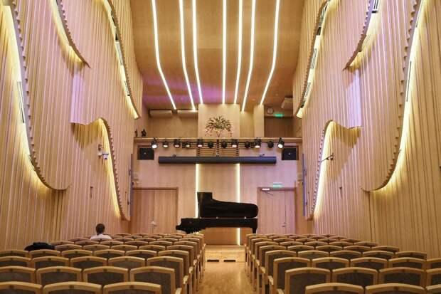 Мариинка зазвучит по-новому: знаменитый японец построил в театре новый зал с уникальной акустикой
