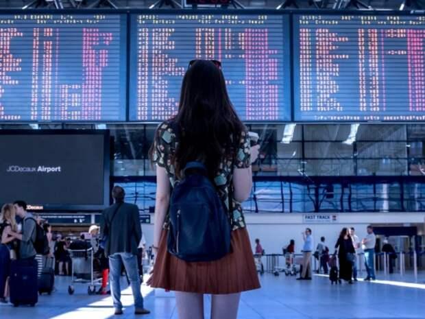 В аэропорту «Симферополь» заканчиваются места для приема самолетов